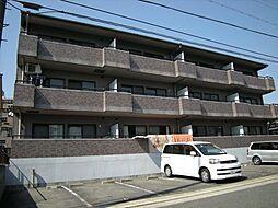 愛知県名古屋市名東区神月町の賃貸マンションの外観