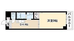 愛知県名古屋市南区堤起町1丁目の賃貸マンションの間取り