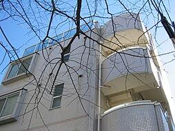ティアラ岡本[3階]の外観
