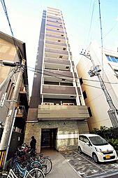 レジュールアッシュ梅田AXIA[13階]の外観