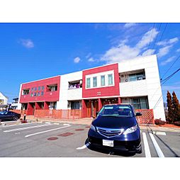 静岡県焼津市小川の賃貸アパートの外観