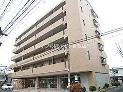 岡山県倉敷市二子丁目なしの賃貸マンションの外観
