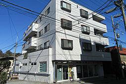 神奈川県横浜市磯子区杉田2丁目の賃貸マンションの外観