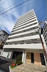 大阪府大阪市北区堂山町の賃貸マンションの外観