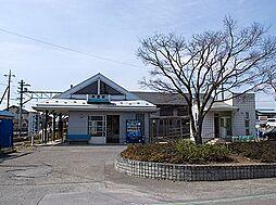 駅新里駅まで3...