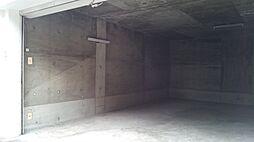 地下車庫は2台...