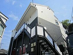 神奈川県横浜市金沢区富岡東5丁目の賃貸アパートの外観