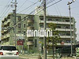 ホリホックイン和田[4階]の外観