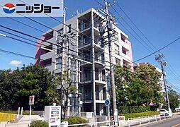 Ns21やごとB棟[4階]の外観