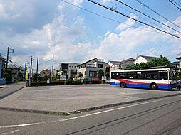 大穴北バス停
