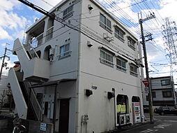 武庫之荘ハイツ[302号室]の外観