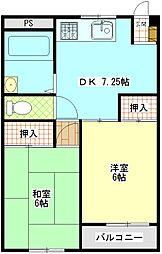 久里浜SKビル[1階]の間取り