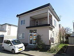 [一戸建] 北海道札幌市北区拓北一条4丁目 の賃貸【/】の外観