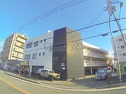 大阪府池田市住吉1丁目の賃貸マンションの外観