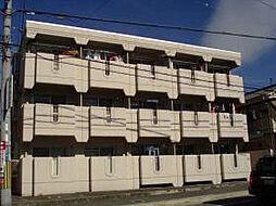 兵庫県姫路市白国5丁目の賃貸マンションの外観