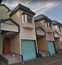 [テラスハウス] 北海道札幌市東区北三十三条東6丁目 の賃貸【/】の外観