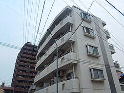 マンションハッピー[4階]の外観