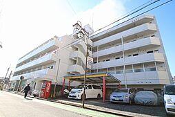埼玉県川越市脇田町の賃貸マンションの外観
