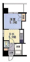 エンドレス519[8階]の間取り