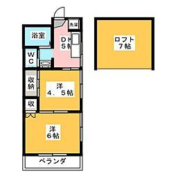 大川駅 8.2万円