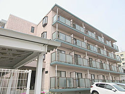 大阪府東大阪市若江西新町4丁目の賃貸マンションの外観
