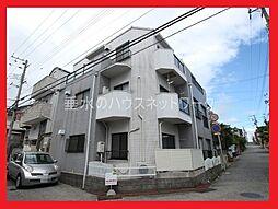 兵庫県神戸市垂水区星陵台7丁目の賃貸マンションの外観