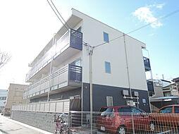 兵庫県伊丹市南本町4丁目の賃貸アパートの外観