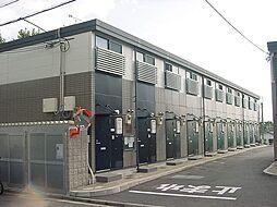 京都府城陽市寺田宮ノ平の賃貸アパートの外観