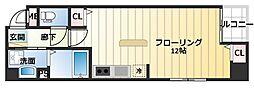 U−クラフト[10階]の間取り