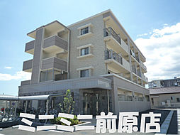 福岡県福岡市西区今宿町の賃貸マンションの外観