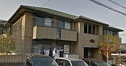 東京都八王子市西片倉3丁目の賃貸アパートの外観