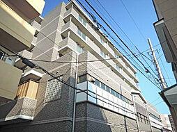 神奈川県横浜市南区井土ケ谷上町の賃貸マンションの外観
