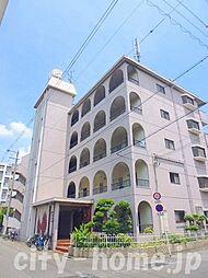 大阪府大阪市住吉区沢之町2丁目の賃貸マンションの外観