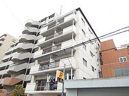 第6眞市マンション[6階]の外観