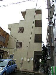 東京都世田谷区等々力1丁目の賃貸マンションの外観