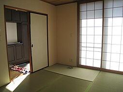 1階6畳の和室