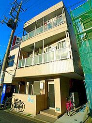 東京都足立区千住1丁目の賃貸マンションの外観