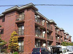 マンションなしや1号棟[3階]の外観