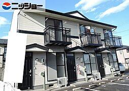 [タウンハウス] 三重県鈴鹿市岡田2丁目 の賃貸【/】の外観
