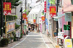 幡ヶ谷商店街
