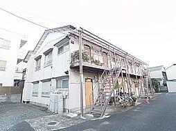 第一小川荘[8号室]の外観