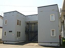 ヴィラビアンカ新川[102号室]の外観