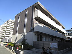 [テラスハウス] 東京都江戸川区北葛西4丁目 の賃貸【/】の外観