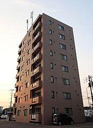江別賃貸 キャロルハウス[402号室]の外観