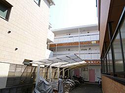 城南ハイツ[303号室]の外観