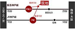 アクセス図2