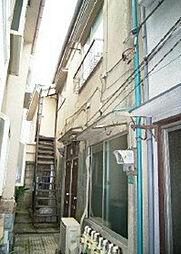 東京都豊島区千早2丁目の賃貸アパートの外観