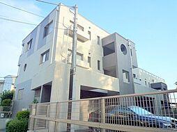 神奈川県川崎市麻生区上麻生3丁目の賃貸マンションの外観