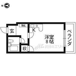黄檗駅 3.5万円