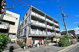 兵庫県神戸市灘区弓木町3丁目の賃貸マンションの外観